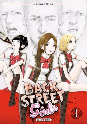 Visuel Back Street Girls / Back Street Girls - Washira Idol Hajimemashita. (Seinen)