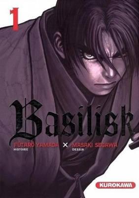 Visuel Basilisk / Basilisk (Seinen)