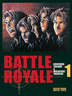Visuel Battle Royale / Battle Royale (Seinen)