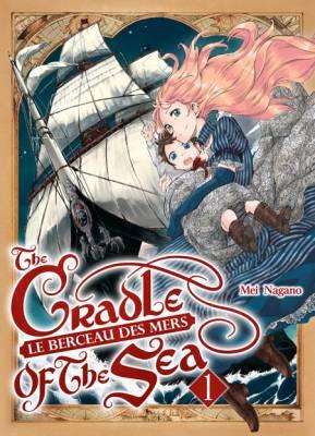 Visuel Berceau des Mers (Le) - Cradle of the Sea / Umi no Cradle (海のクレイドル) - The Cradle of the Sea (Seinen)