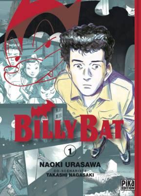 Visuel Billy Bat / Billy Bat (Seinen)