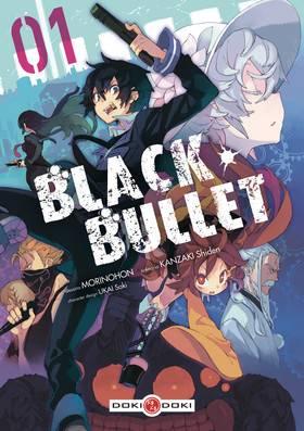 Visuel Black Bullet / Black Bullet (ブラック・ブレット) (Seinen)