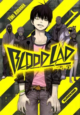 Visuel Blood Lad / Blood Lad (ブラッドラッド) (Seinen)