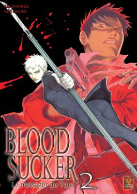 Visuel Blood Sucker / Yami no kamitsukai (Seinen)
