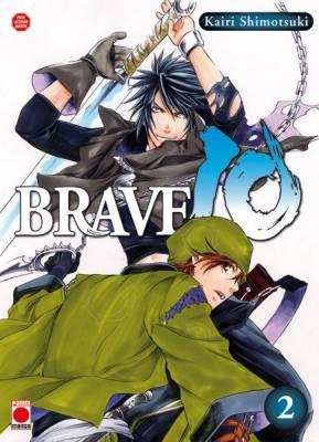 Visuel Brave10 tome 2