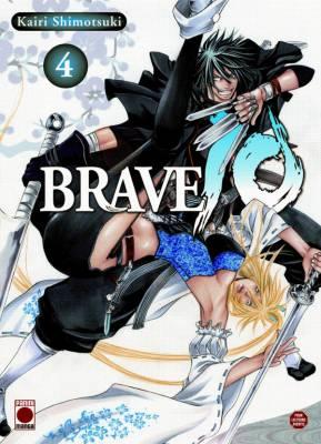 Visuel Brave10 tome 4