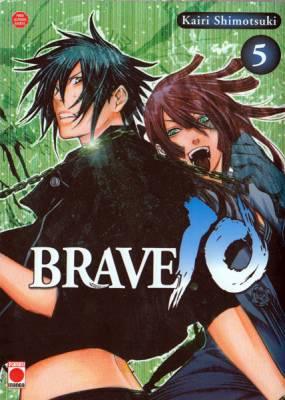 Visuel Brave10 tome 5