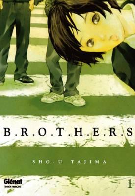Visuel Brothers / Brothers (Seinen)