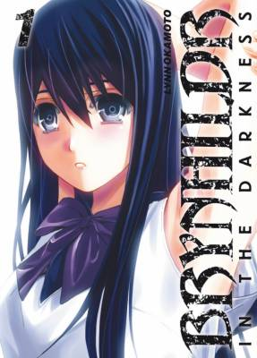 Visuel Brynhildr in the Darkness / 極黒のブリュンヒルデ, Gokukoku no Burinhirude (Seinen)