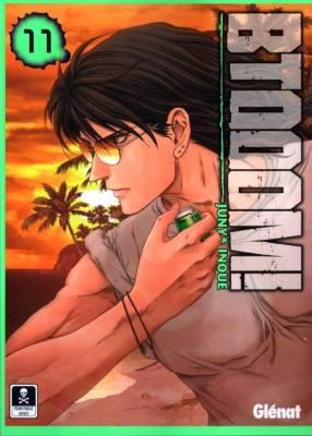 Visuel Btooom! tome 11