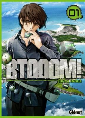 Visuel Btooom! / Btooom! (ブトゥーム) (Seinen)