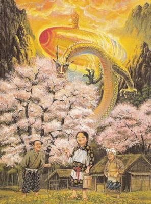 Visuel Contes du japon d'autrefois / Nippon Mukashi Banashi (Seinen)