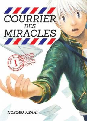 Visuel Courrier des miracles / Kuusou Yuubinkyoku (空想郵便局) (Seinen)