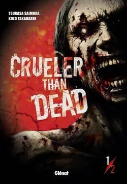 Visuel Crueler than Dead / Crueler than Dead (Seinen)