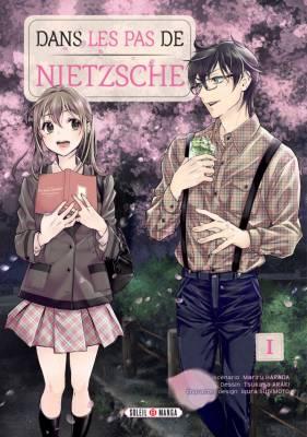Visuel Dans les pas de Nietzsche / Nietzsche ga Kyouto ni yatte kite 17-sai no Watashi ni Tetsugaku no koto Oshiete kureta. (ニーチェが京都にやってきて17歳の私に哲学のこと教えてくれた) (Seinen)