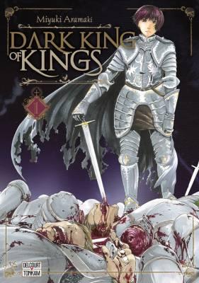 Visuel Dark king of kings / Maou no Kizahashi (魔王の階) - Dark king of kings (Seinen)