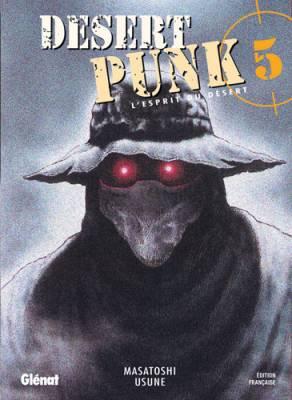 Visuel Desert Punk, l'esprit du désert / Sunabo-zu (Seinen)