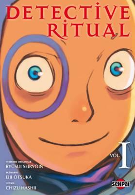 Visuel Detective Ritual / Tantei Gishiki (Seinen)