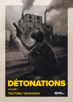 Visuel Détonations / Zankyo (Seinen)