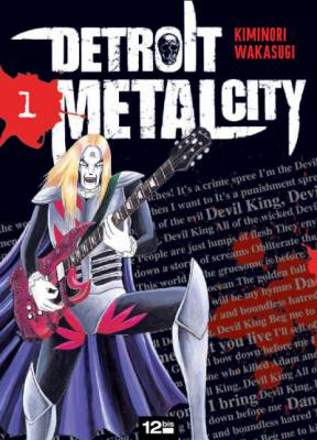 Visuel Detroit Metal City / Detroit Metal City (Seinen)