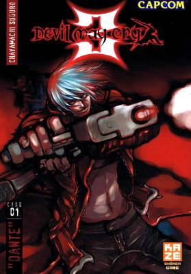 Visuel Devil May Cry 3 / Devil May Cry 3 (Seinen)