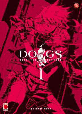 Visuel Dogs - Bullets and Carnage / Dogs - Bullets and Carnage (Seinen)