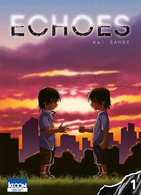 Visuel Echoes / Yume de Mita Ano Ko no Tame ni (夢で見たあの子のために) (Seinen)