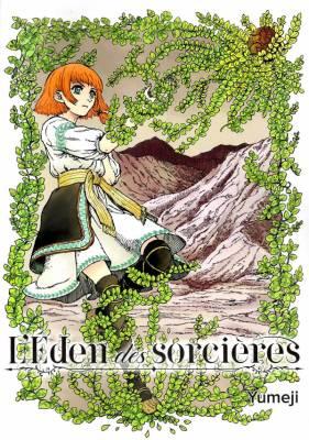 Visuel Éden des sorcières (L') /  (Seinen)