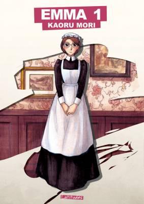 Visuel Emma / Eikoku Koi Monogatari Emma (Seinen)