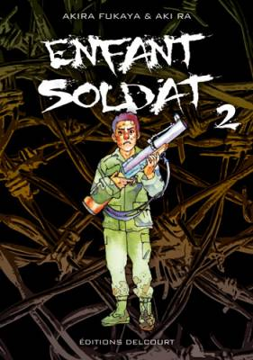 Visuel Enfant soldat / Jungle Boy (Seinen)