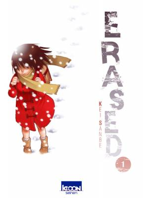 Visuel Erased / Boku dake ga Inai Machi (僕だけがいない街) (Seinen)