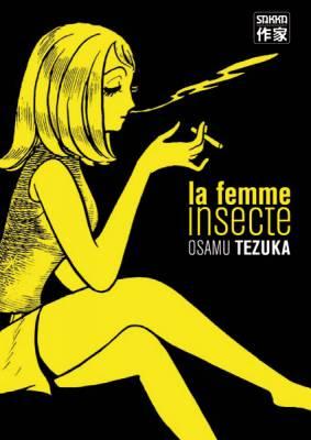 Visuel Femme insecte (La) / Ningen Konchuki (Seinen)