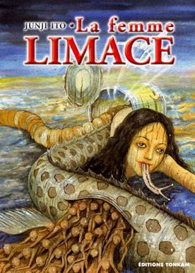 Visuel Femme Limace (La) / Itou Junji Kyoufu Manga Collection 7 - Namekuji no Shoujo (Seinen)
