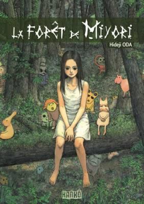 Visuel Forêt de Miyori (La) / Miyori no mori (Seinen)