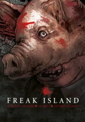 Visuel Freak Island / Kichikujima (鬼畜島) (Seinen)