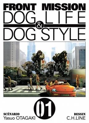 Visuel Front Mission - Dog Life & Dog Style / Front Mission - Dog Life & Dog Style (Seinen)