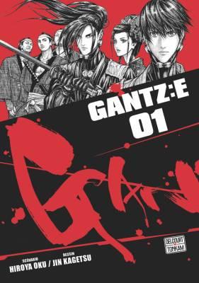 Visuel Gantz:E tome 1