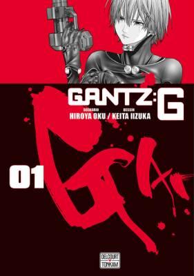 Visuel Gantz:G / Gantz:G (Seinen)