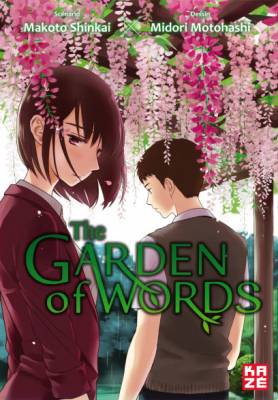 Visuel Garden of Words (The) / Kotonoha no Niwa (言の葉の庭) (Seinen)