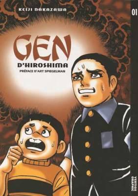 Visuel Gen d'Hiroshima / Hadashi no Gen (Seinen)