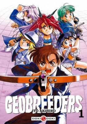 Visuel GeoBreeders / GeoBreeders (Seinen)