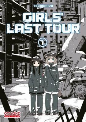 Visuel Girls' Last Tour / Shoujo Shuumatsu Ryokou (少女終末旅行) (Seinen)