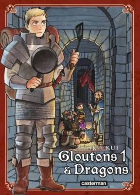 Visuel Gloutons & Dragons / Dungeon Meshi (ダンジョン飯) (Seinen)