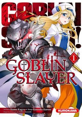 Visuel Goblin Slayer / Goblin Slayer (ゴブリンスレイヤー) (Seinen)