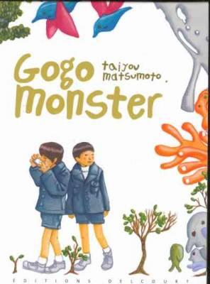 Visuel Gogo Monster / Gogo Monster (Seinen)