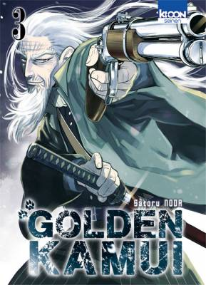 Visuel Golden Kamui tome 3