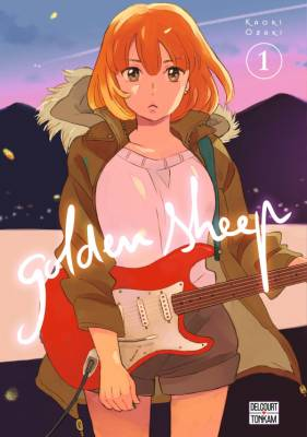 Visuel Golden Sheep / Kin no Hitsuji (金のひつじ) (Seinen)