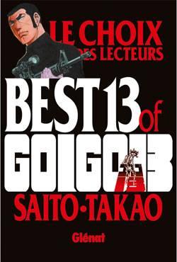 Visuel Best 13 of Golgo13 - Choix des lecteurs / Best 13 of Golgo13 - Reader Choice (Seinen)