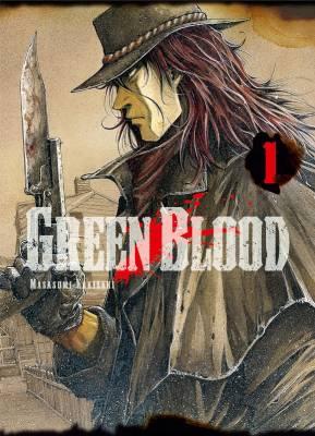 Visuel Green Blood / Green Blood (Seinen)