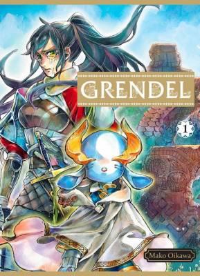Visuel Grendel / Grendel (グレンデル) (Seinen)
